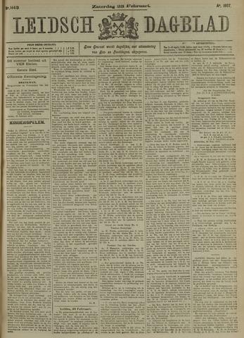 Leidsch Dagblad 1907-02-23