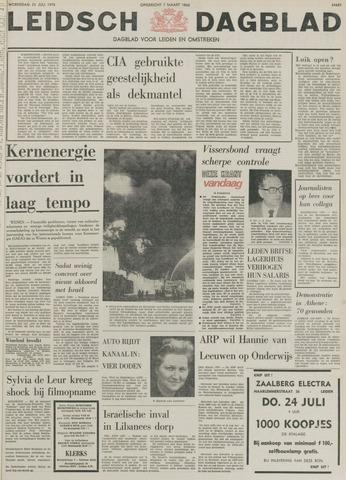 Leidsch Dagblad 1975-07-23