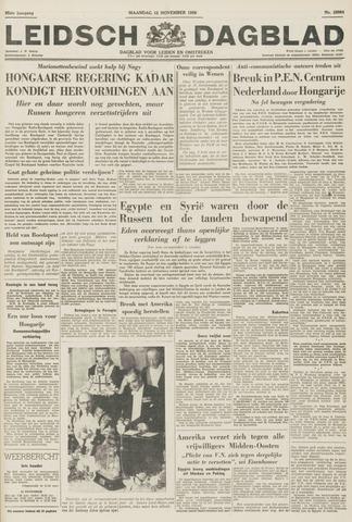 Leidsch Dagblad 1956-11-12