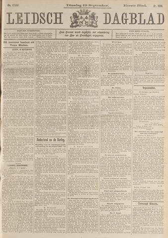 Leidsch Dagblad 1916-09-19