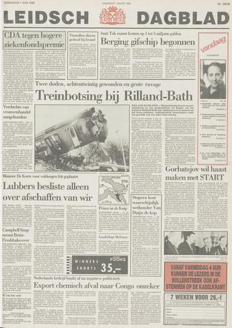 Leidsch Dagblad 1988-06-01