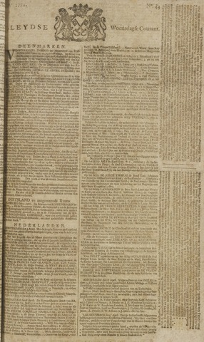 Leydse Courant 1772-04-08