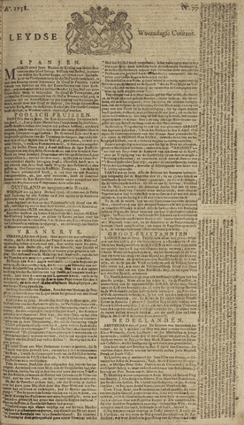 Leydse Courant 1758-06-28