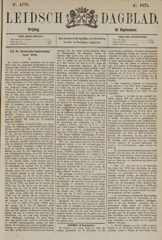 Leidsch Dagblad 1875-09-10
