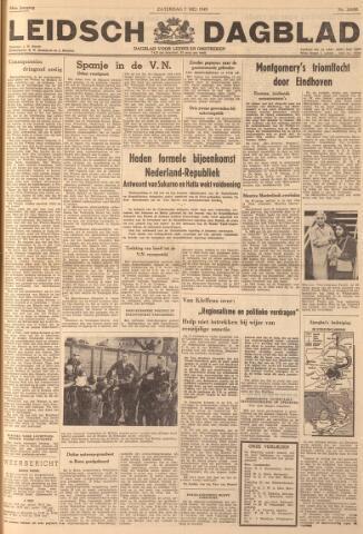 Leidsch Dagblad 1949-05-07
