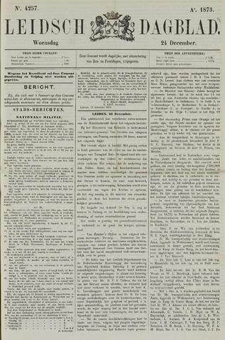 Leidsch Dagblad 1873-12-24
