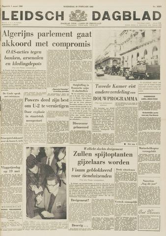 Leidsch Dagblad 1962-02-28