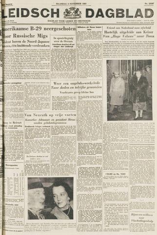 Leidsch Dagblad 1954-11-08