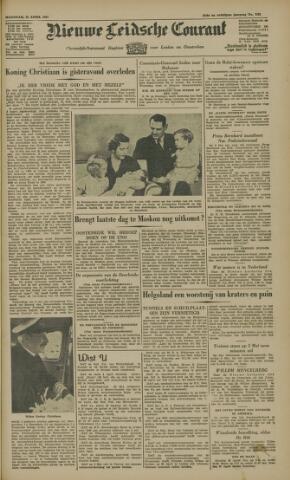Nieuwe Leidsche Courant 1947-04-21