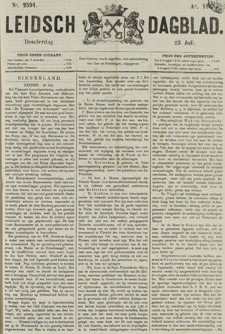 Leidsch Dagblad 1868-07-23