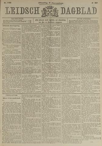 Leidsch Dagblad 1907-11-05