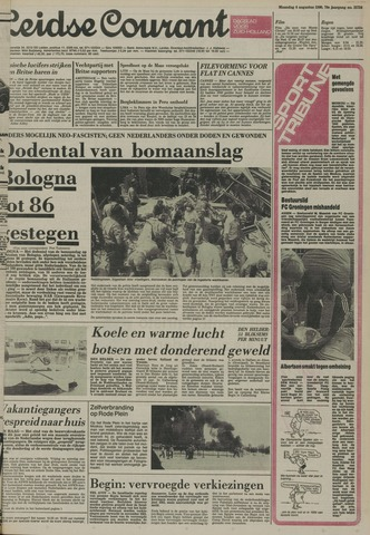 Leidse Courant 1980-08-04