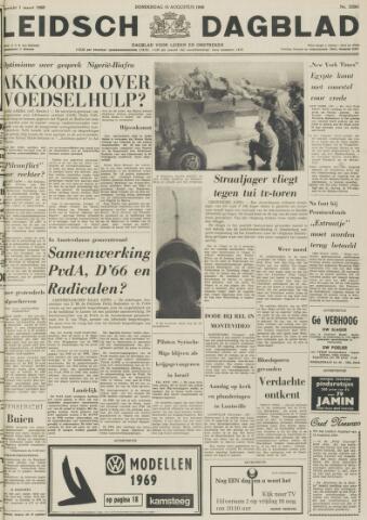 Leidsch Dagblad 1968-08-15