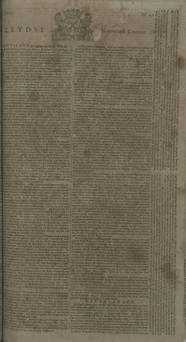 Leydse Courant 1745-03-03
