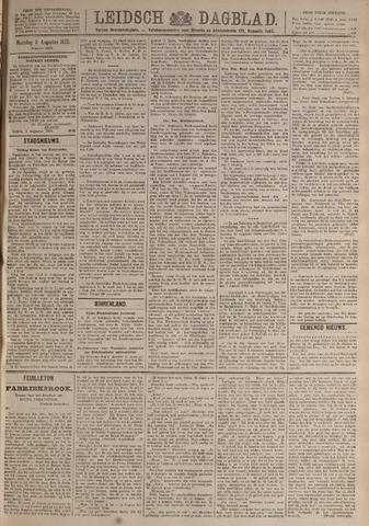 Leidsch Dagblad 1920-08-09