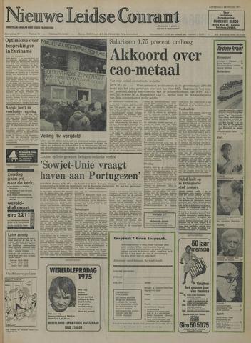 Nieuwe Leidsche Courant 1975-02-01