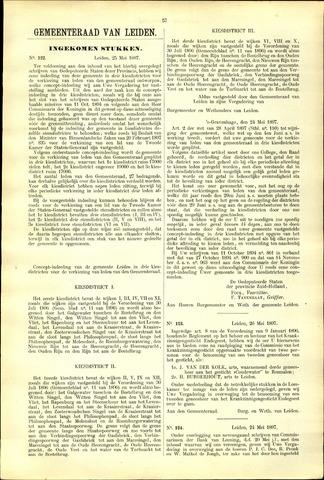 Handelingen van de Raad 1897-05-25