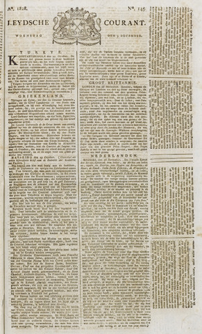 Leydse Courant 1828-12-03