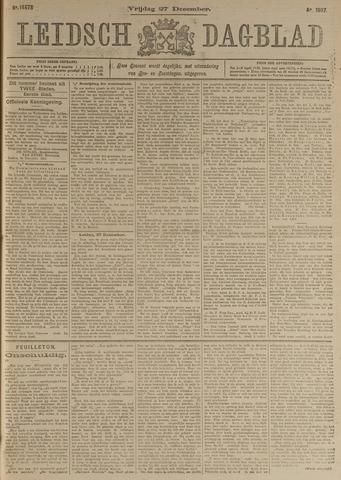 Leidsch Dagblad 1907-12-27