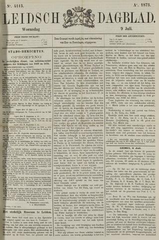 Leidsch Dagblad 1873-07-09