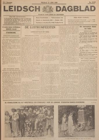 Leidsch Dagblad 1930-06-27