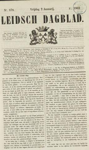 Leidsch Dagblad 1863-01-02