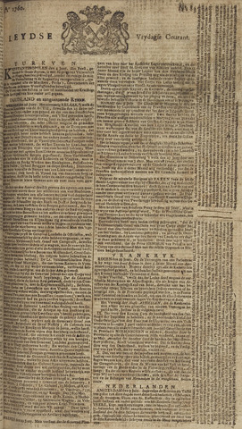 Leydse Courant 1760-07-11