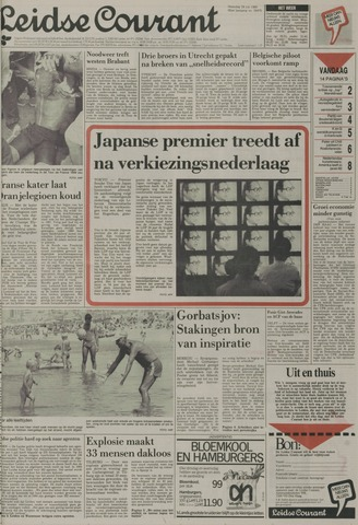 Leidse Courant 1989-07-24