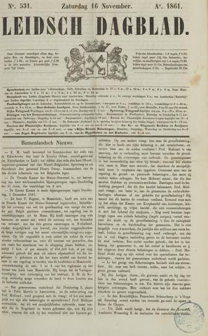 Leidsch Dagblad 1861-11-16