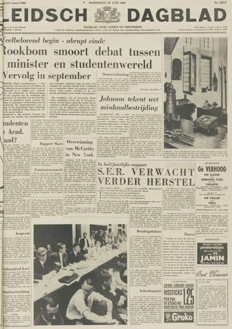 Leidsch Dagblad 1968-06-20