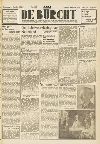 De Burcht 1945-10-24