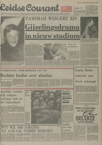 Leidse Courant 1974-10-29