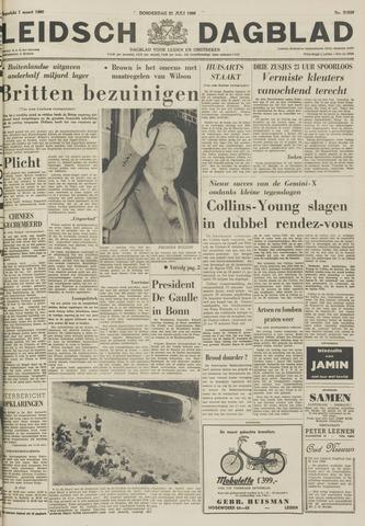 Leidsch Dagblad 1966-07-21