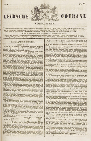 Leydse Courant 1873-04-23