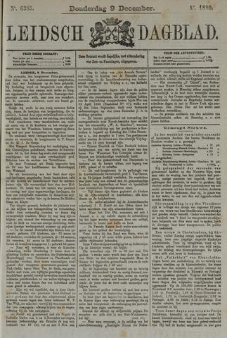 Leidsch Dagblad 1880-12-09