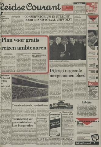 Leidse Courant 1988-03-12