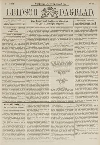 Leidsch Dagblad 1893-09-29