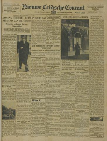 Nieuwe Leidsche Courant 1947-12-31