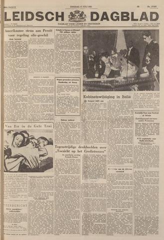 Leidsch Dagblad 1951-07-17
