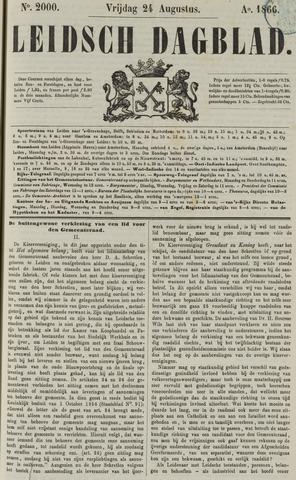 Leidsch Dagblad 1866-08-24