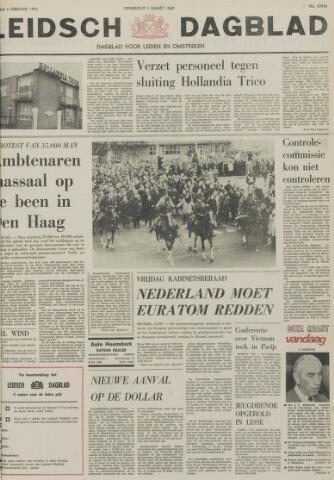 Leidsch Dagblad 1973-02-06