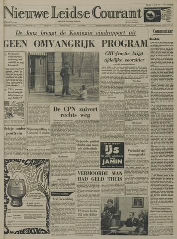 Nieuwe Leidsche Courant 1967-04-04