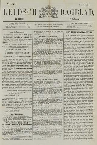 Leidsch Dagblad 1875-02-06