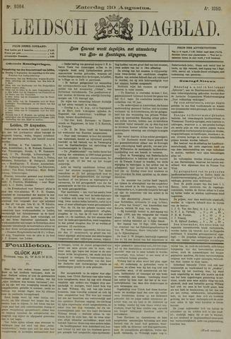 Leidsch Dagblad 1890-08-30