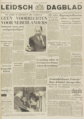 Leidsch Dagblad 1963-03-30