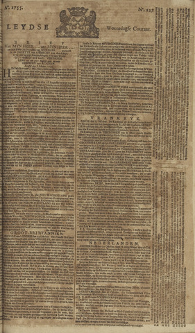 Leydse Courant 1755-10-22