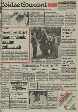 Leidse Courant 1981-06-05
