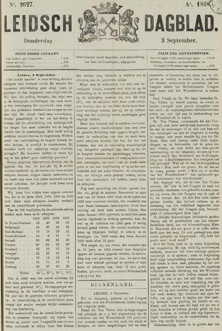Leidsch Dagblad 1868-09-03