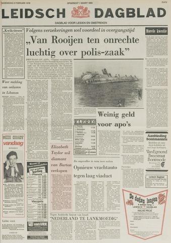 Leidsch Dagblad 1978-02-08