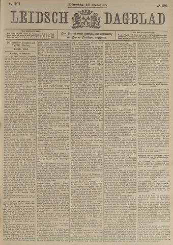 Leidsch Dagblad 1907-10-15
